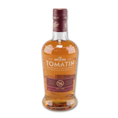 TOMATIN 12 Jahre 43 % Vol.