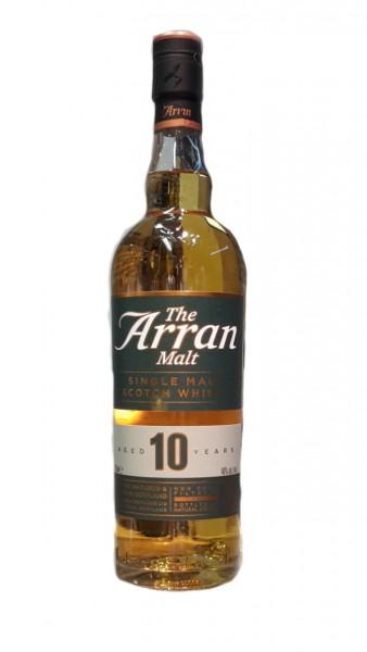 ARRAN 10J 46 % Vol.   altes Design