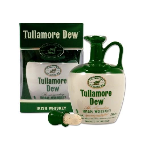 TULLAMORE DEW Crock 40 % Vol.