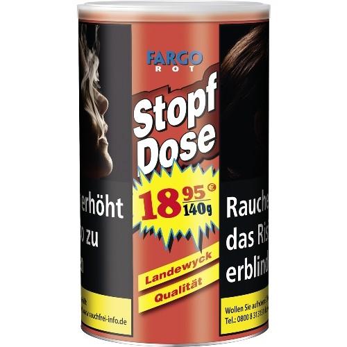 FARGO Stopf-Dose Rot | 140g