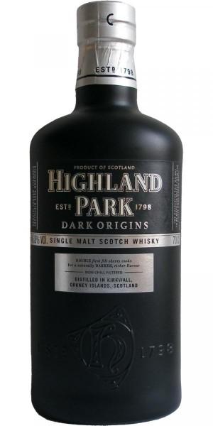 HIGHLAND PARK Dark Origins 46.8 % Vol.