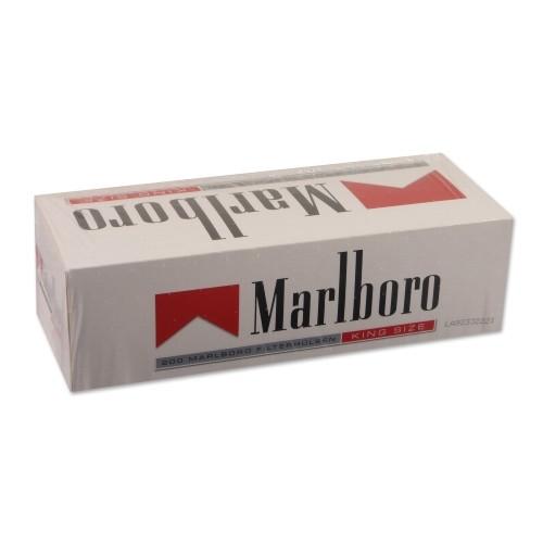 Marlboro Hülsen 200 Stück | 5er Pack