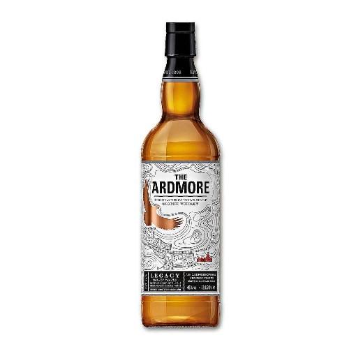 ARDMORE Legacy 40 % Vol. ohne Altersangabe