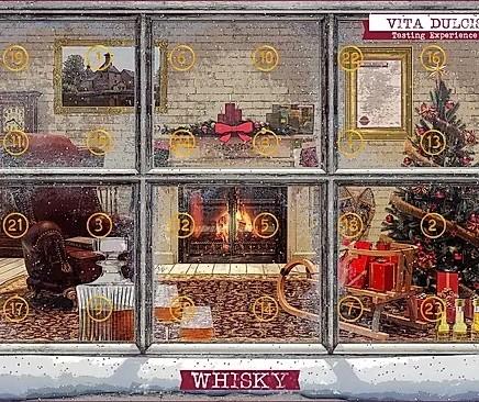 Adventskalender Whisky Classic Edition 6