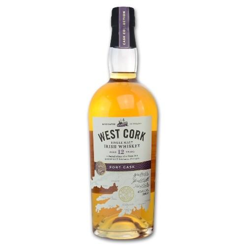 WEST CORK Port Cask 12 Jahre 43% Vol.
