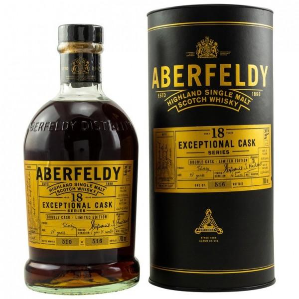 ABERFELDY 18 Jahre 53.3% Vol.