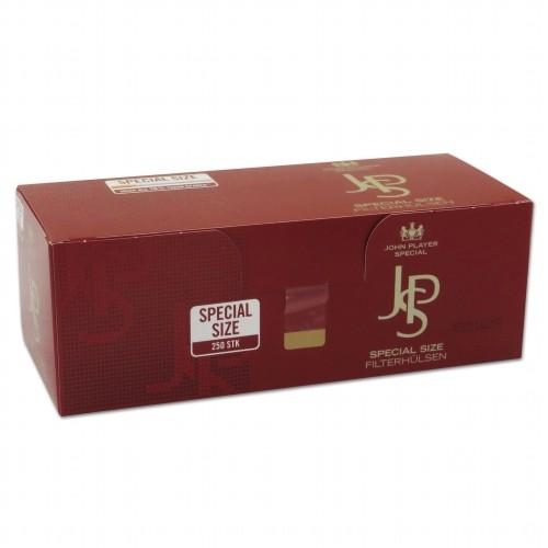 JPS Hülsen Red Special Size 250 Stück | 4er Pack