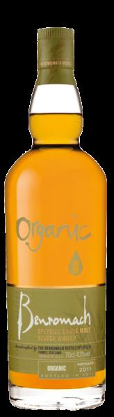 BENROMACH Organic 43 % Vol.
