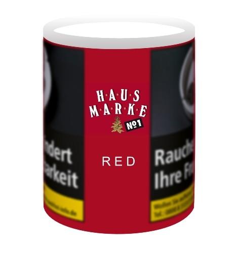 HAUSMARKE No 1 Red (Blonde Shag)