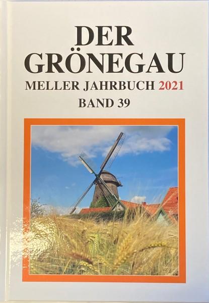 """MELLER JAHRBUCH """"DER GRÖNEGAU"""" Band 39"""