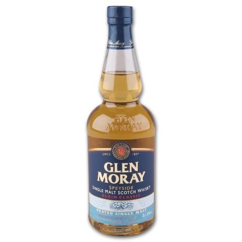 Glen Moray Peated 40 % Vol.