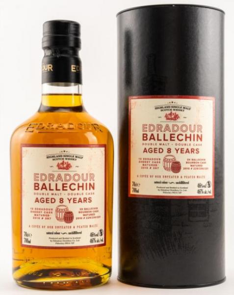 BALLECHIN 2010 Double Malt Double Cask | 46 Vol.%