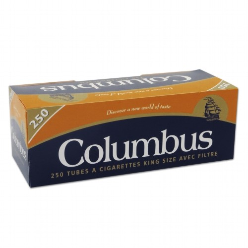 COLUMBUS Hülsen 250 Stück | 4er Pack