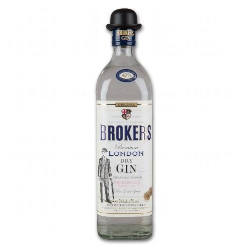 Gin BROKERS 47 % Vol.