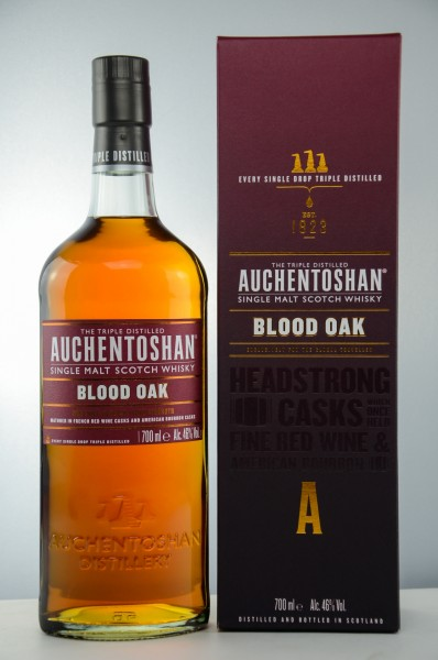 AUCHENTOSHAN BLOOD OAK 46 % Vol.