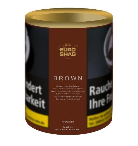 EURO SHAG Brown (Bright)