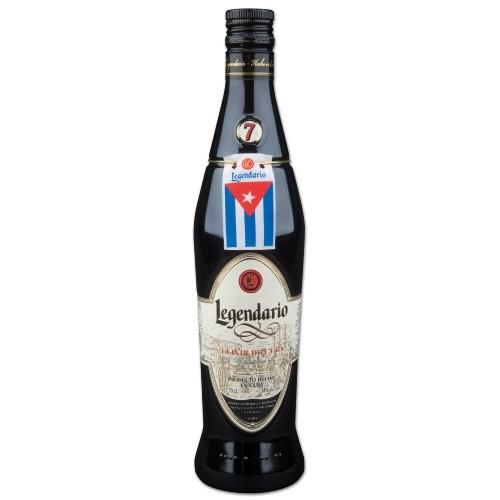 Rum LEGENDARIO Elixir de Cuba 34 % Vol.
