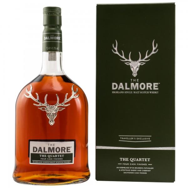 DALMORE | The Quartet | 41.5% Vol.