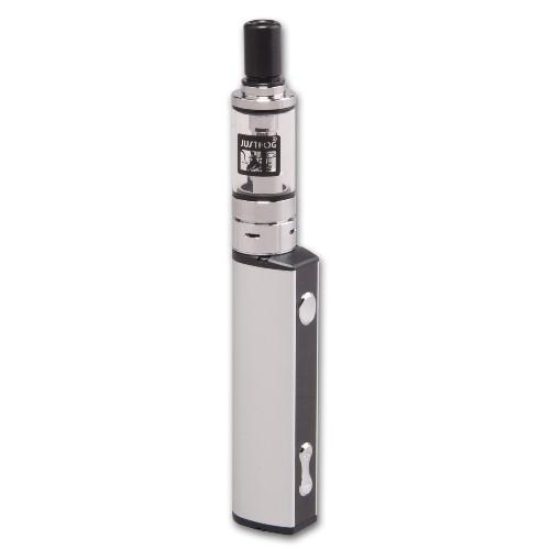 E-Zigarette JUSTFOG Q16 C silber 900 mAh 1,6 Ohm
