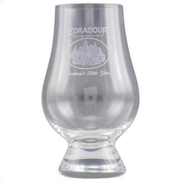 Tastingglas GLENCAIRN Glas | mit Edradour Aufdruck